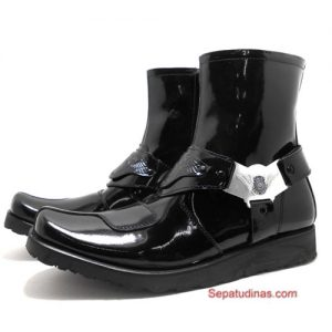 Sepatu PDH Polantas