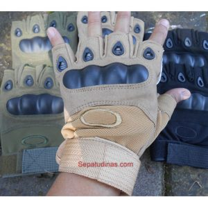 Sarung Tangan Okley Half Finger