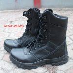 Sepatu PDL Jatah TNI 2017