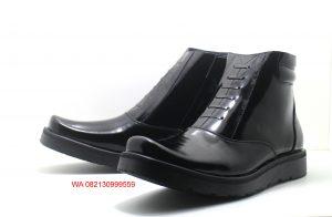 Sepatu PDH Sole Tebal 03T