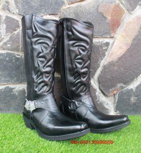 Sepatu Tunggang – Sepatu Patwal Polisi BD29