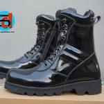 Sepatu PDL TNI Kilap