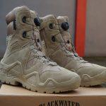 Sepatu Tactical Boot Lowa Replika Gurun
